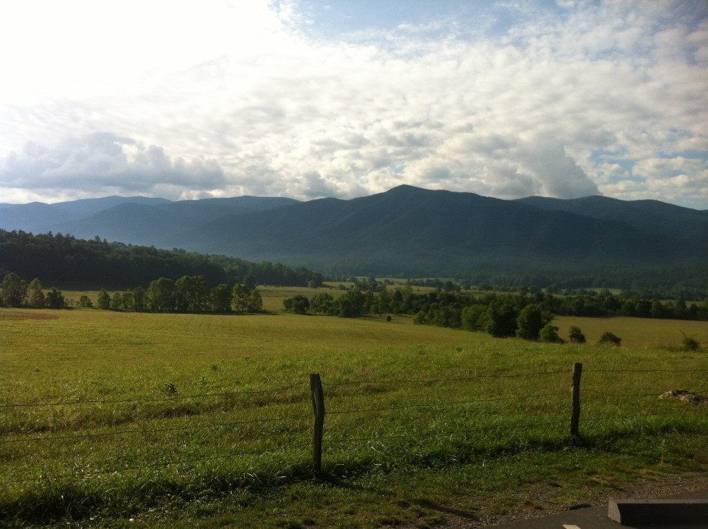 National Parks and Seashores of the East- Cades Cove - www.afriendafar.com #greatsmokymountains