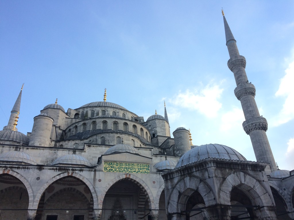 Blue Mosque- The Top 5 Sights of Istanbul- www.afriendafar.com #istanbul #bluemosque