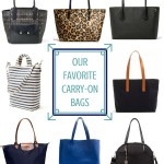 The Best Carry-On Personal Bags