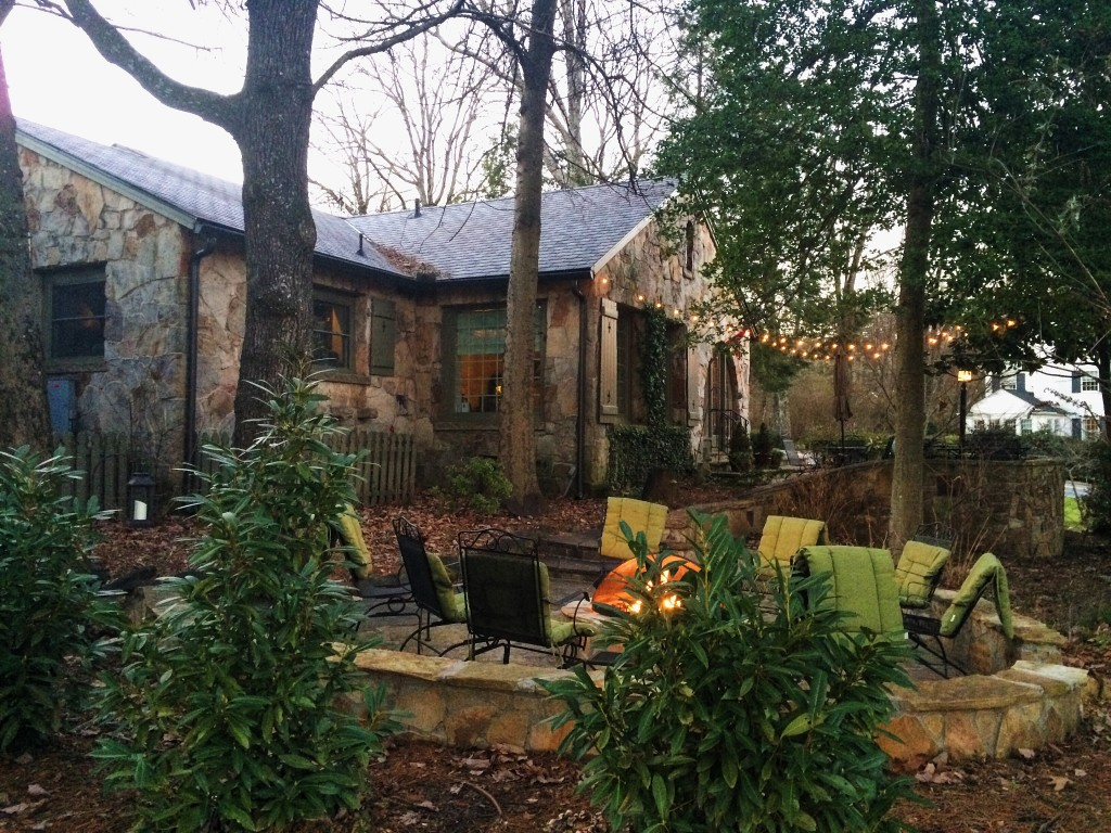 A relaxing escape to a chattanooga area inn a friend afar for The chanticleer