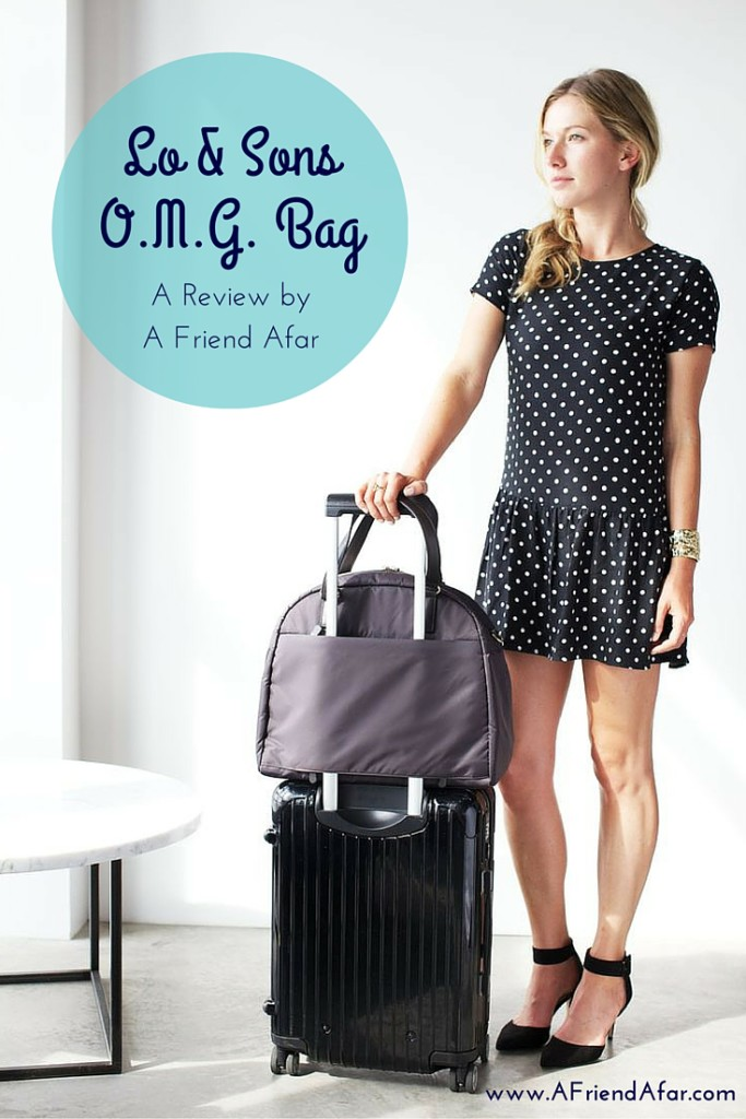 Lo & Sons OMG Bag Review