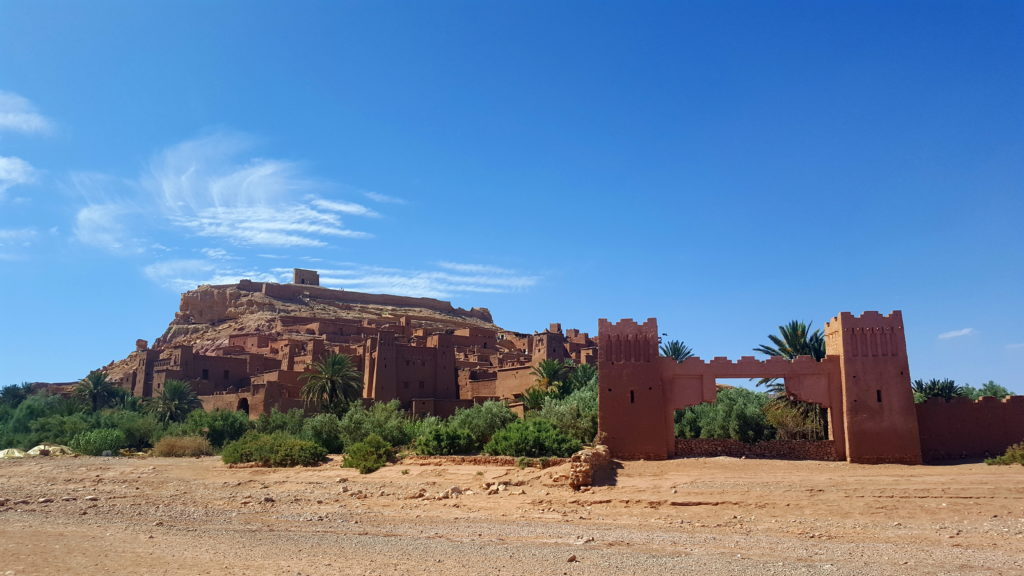 Ait Ben Haddou, Morocco - Game of Thrones Filming Location