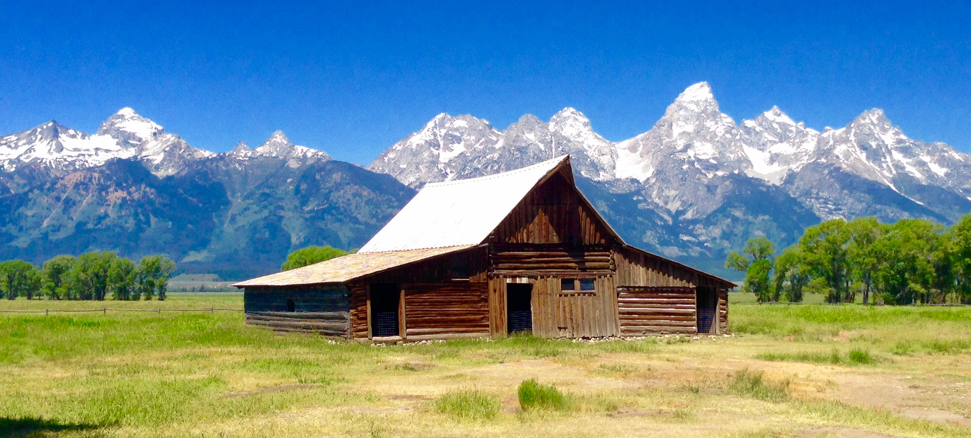 The Moulton Barn | Mormon Row | Grand Teton National Park