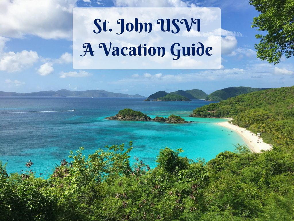 St. John USVI- for blog post